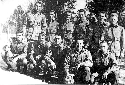 2nd Platoon E Co. (1943)